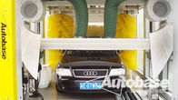 China Tunnel Car Wash System TEPO-AUTO factory