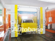 China 1.5m length, 3.56m width, 2.95m height TOPTECH car wash machine passed CE, UKAS WF-51 factory