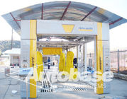 China Car wash cleaning machine TEPO-AUTO, water deionizer car wash factory