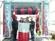 China Autobase Enters into the European Car wash services area factory
