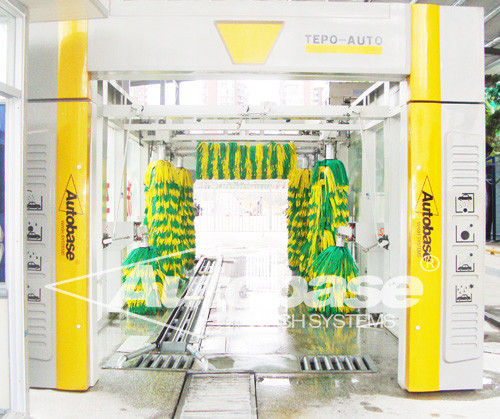 tunnel car wash machine tepo auto tp 901. Black Bedroom Furniture Sets. Home Design Ideas