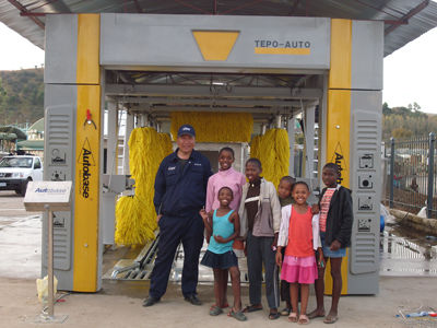 Automatic Car Wash Equipment In South Africa