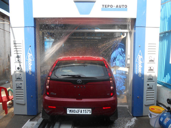 Automatic Tunnel Car Wash Machine Price In India