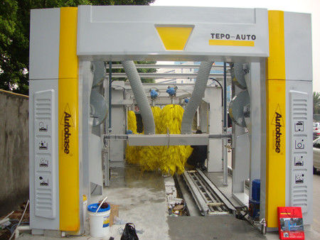 automatic tunnel car wash machine tepo auto. Black Bedroom Furniture Sets. Home Design Ideas