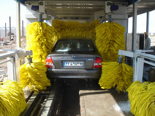automatic tunnel car wash systems in tepo auto mobile car. Black Bedroom Furniture Sets. Home Design Ideas