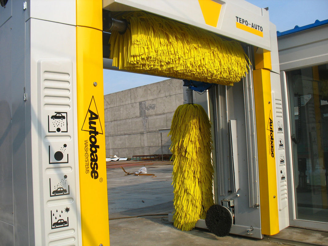 how much does a car wash machine cost