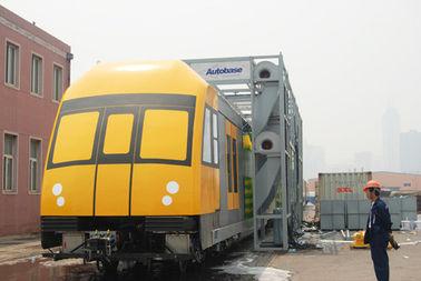 Train Washing Plant