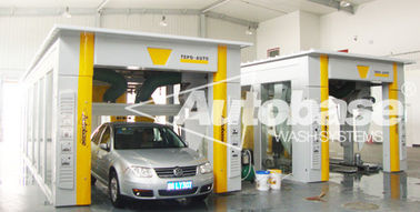 China Automatic tunnel car washing machine TEPO-AUTO TP-1201 factory