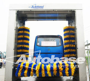Automatic Bus washer AUTOBASE- TT-500 which wash 20 bus