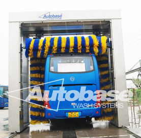 Rollover bus truck washing machine
