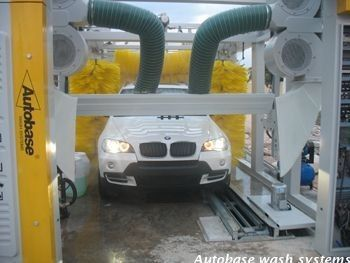 Mexico trip of TEPO-AUTO Tunnel car wash
