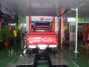 roll car wash tepo-auto wf-501 with Germany Brush which wash 20-30 cars