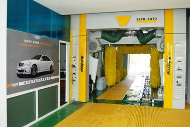 Tunnel car washing TEPO-AUTO
