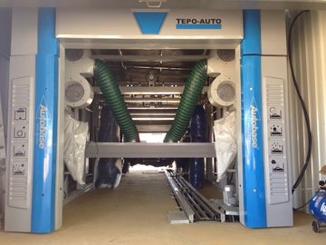The inspiration of TEPO-AUTO car wash systems success in selling in 2008