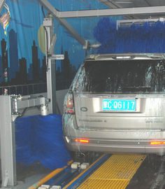 The balance development of Autobase automatic car wash machines