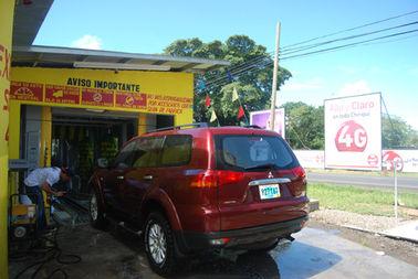 Brushed Automatic Car Washing Machine , High-grade TEPO-AUTO Car Washer