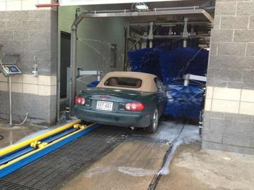 Autobase Tunnel Car Wash System TT-121 with full function for customer
