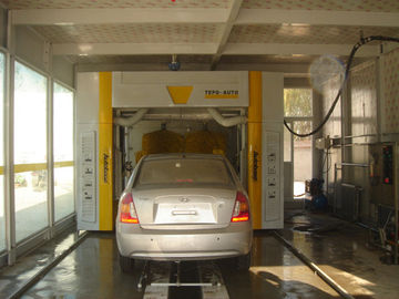 Automatic Rollover car washer