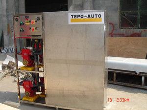 autobase sewage treating equipment