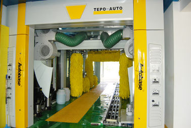 China Automatic Tunnel car wash machine factory