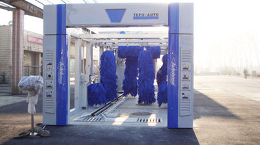China Automatic Tunnel car wash machine AUTOBASE- TT-121 factory