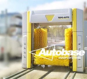 Automatic Roll Car Wash System TEPO-AUTO