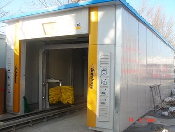 China Automatic car washing machine TEPO-AUTO factory