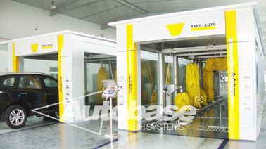 China Automatic Tunnel car wash machine TEPO-AUTO-TP-901 factory