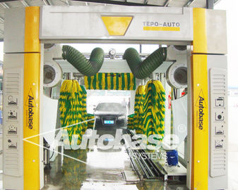 China Automatic Tunnel car wash machine TEPO-AUTO-TP-1201-1 factory
