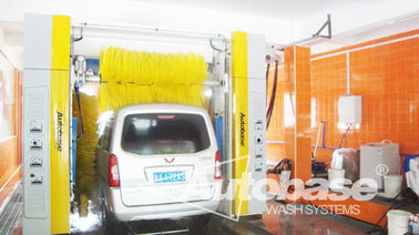 Obstacle-free service automatic steam jet car wash machine tepo-auto