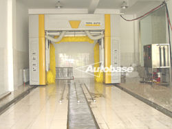 Autobase—Economic Car Care Store found in Jiangcheng of Jilin Province