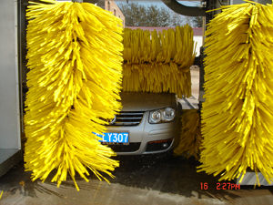 TEPO-AUTO Assort Meiying Car Detailing Chain Successfully