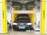 China Swing arm design car wash systems tepo-auto tp-901 tunnel type car wash factory